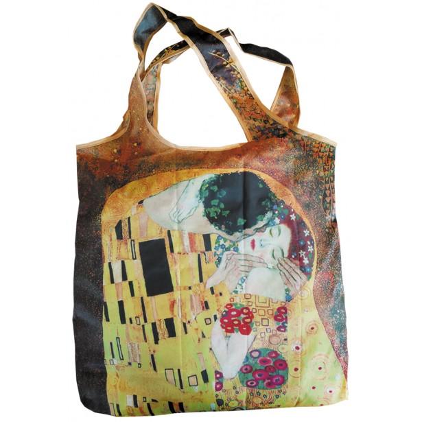Sacosa textil Fridolin - Klimt - The kiss