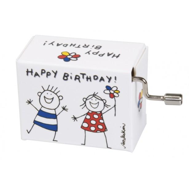 Flasneta Fridolin - Happy birthday