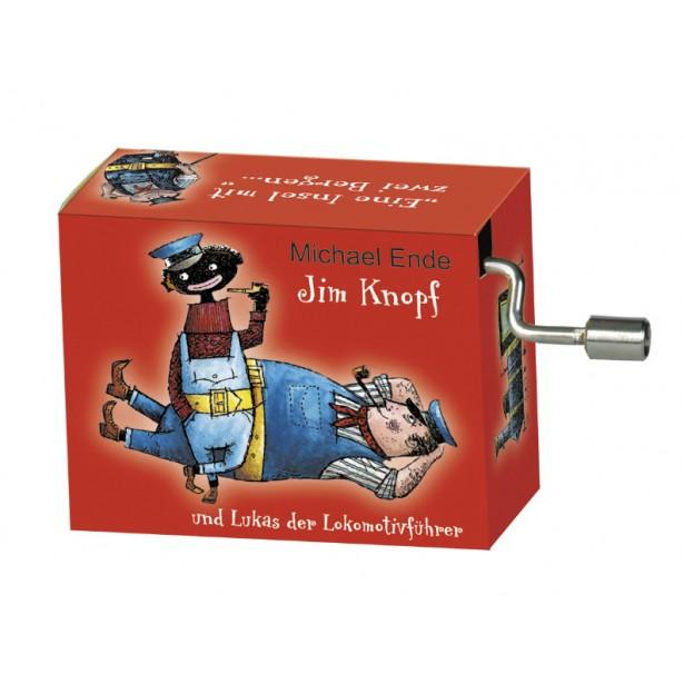 Flasneta Fridolin - Jim Knopf rosie