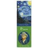 Semn de carte Fridolin - Van Gogh - Noapte instelata