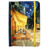 Agenda Fridolin - Van Gogh - Café Terrace at Night