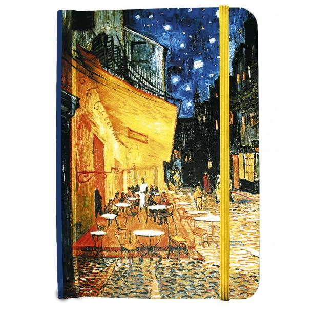 Agenda Fridolin - Van Gogh - Café Terrace at Night