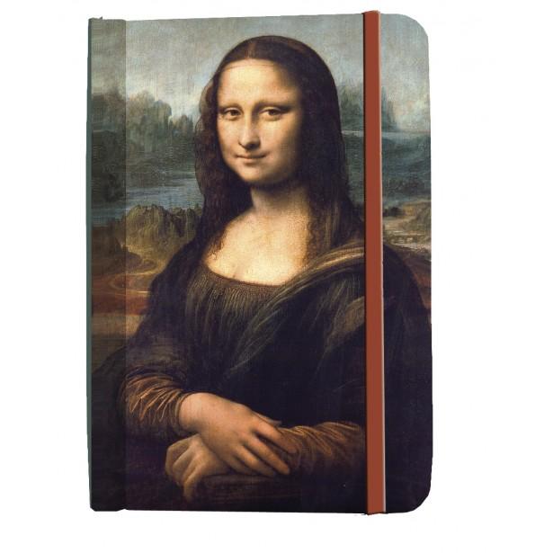 Agenda Fridolin - Da Vinci - Mona Lisa