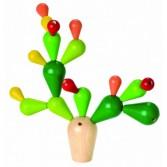 Joc de indemanare - Cactus in echilibru - Plan Toys