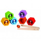 Stupul cu albine - Jucarii educative Plan Toys