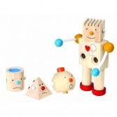 Robotelul cu emotii Plan Toys