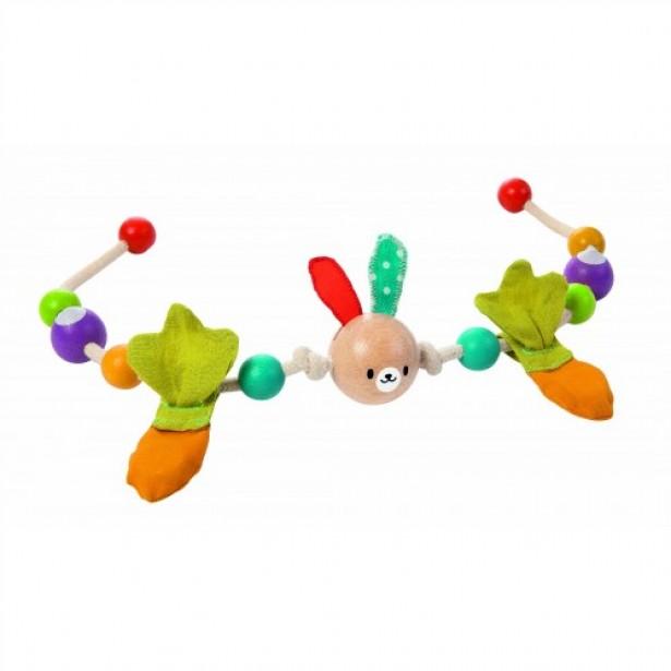 Jucarie cu sunet pentru patut Plan Toys