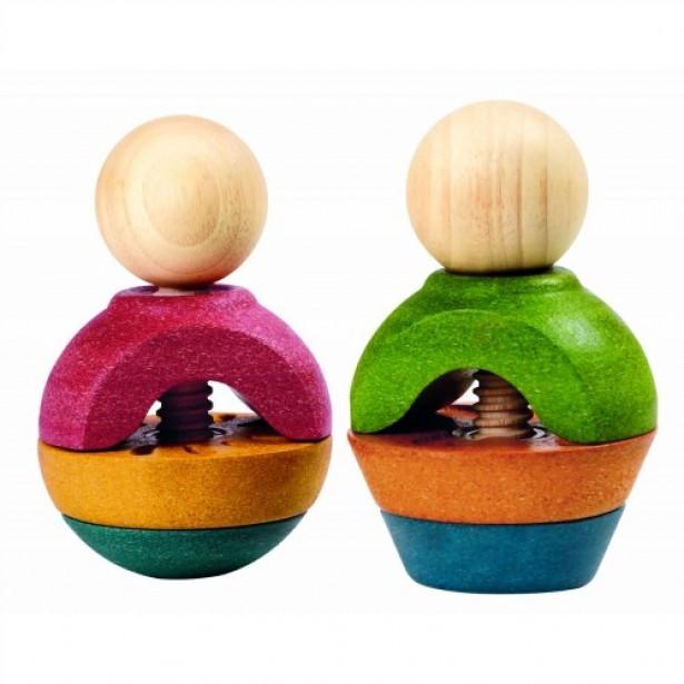 Figurine cu suruburi si piulite