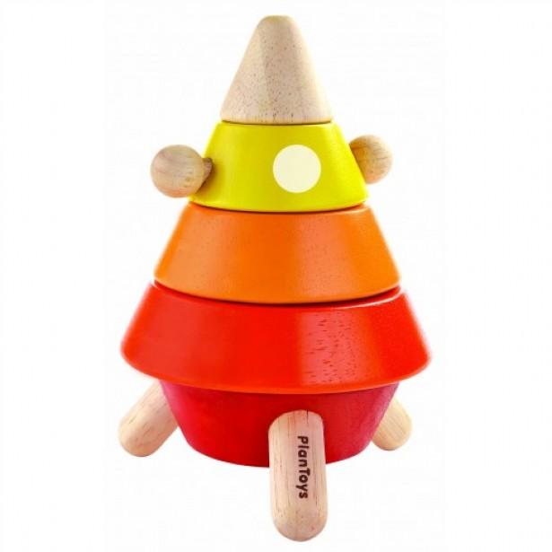 Jucarie educativa pentru bebelusi Plan Toys