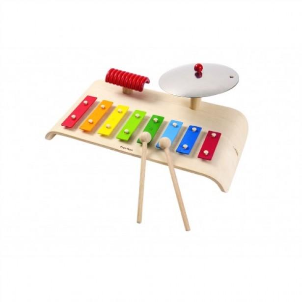 Set muzical cu 3 instrumente