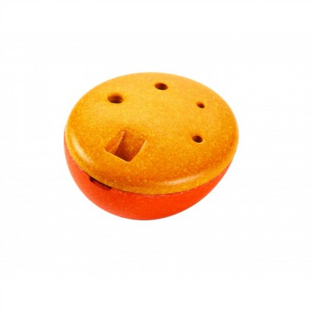 Instrument muzical de suflat Plan Toys - Ocarina