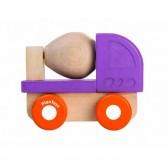 Joc Mini - betoniera Plan Toys
