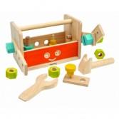 Set de unelte care se transforma intr-un ROBOT - joc de rol