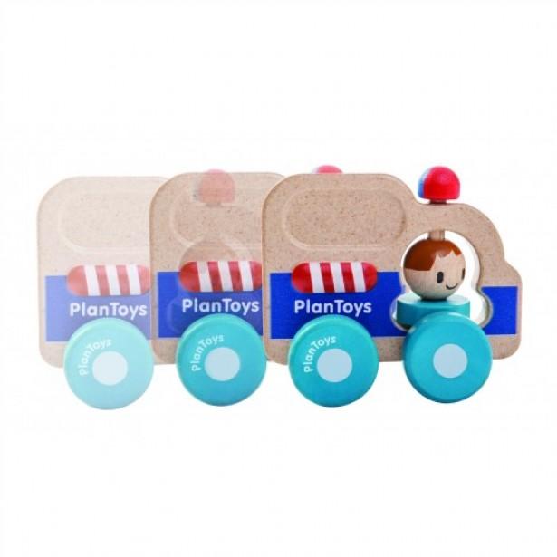 Un camion amuzant cu forme speciale 2