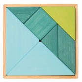 Puzzle tip tangram Grimm's