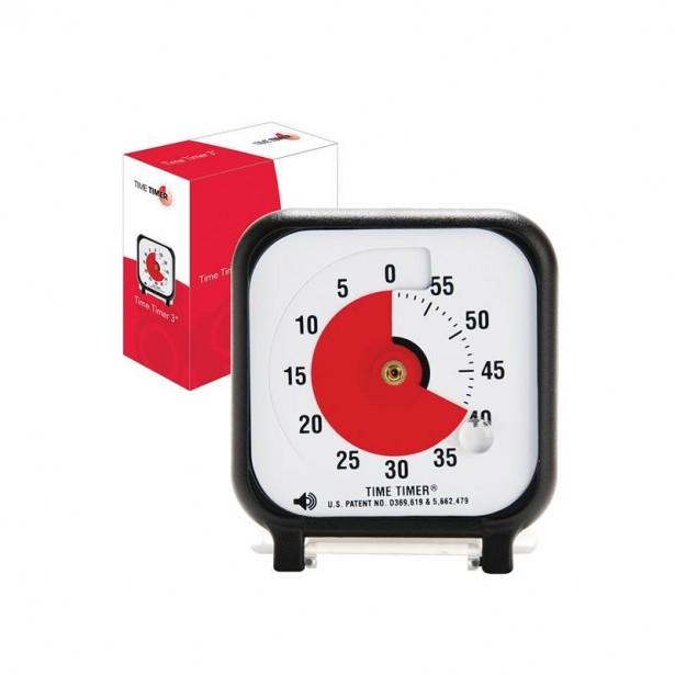 Ceas temporizator Time Timer mic, Robo