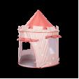 Cort de joaca pentru copii, roz piersica, MAMAMEMO