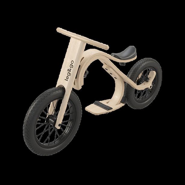 Kit bicicleta de coborâre pentru bicicleta 3 in 1,  leg&go