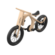 Extensie pedale pentru bicicleta 3 in 1,  leg&go