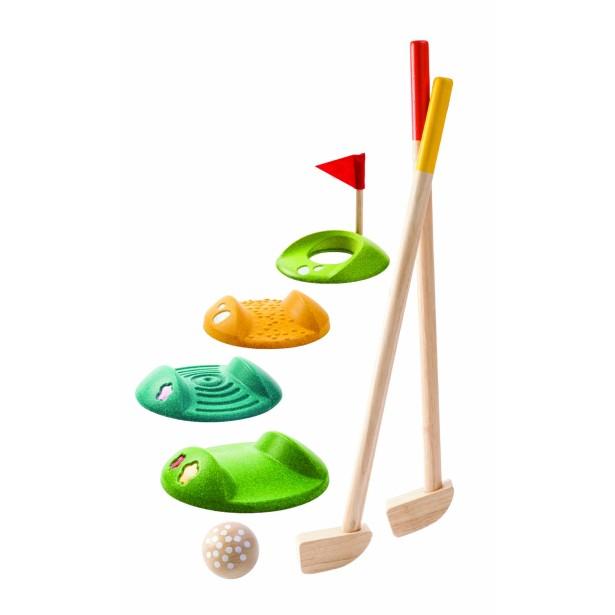 Crose de golf pentru copii Plan Toys