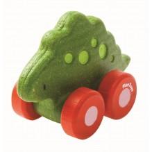 Masinuta dinozaur, culoare verde