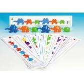 Carduri secventiale pentru camile
