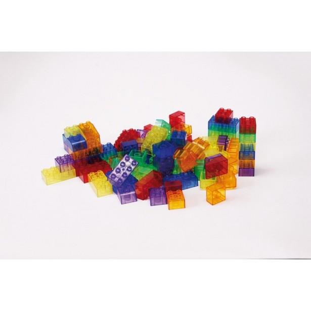 Cuburi de constructii transparente