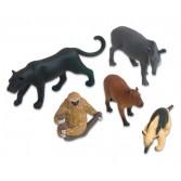 Animale realistice din America de Sud – 5 piese