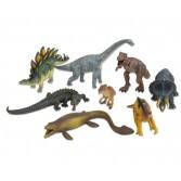 Animale realistice - dinozauri - 8 piese