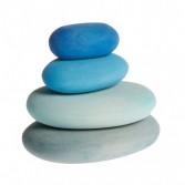 Forme in echilibru, oval, nuante de ablastru GRIMM'S