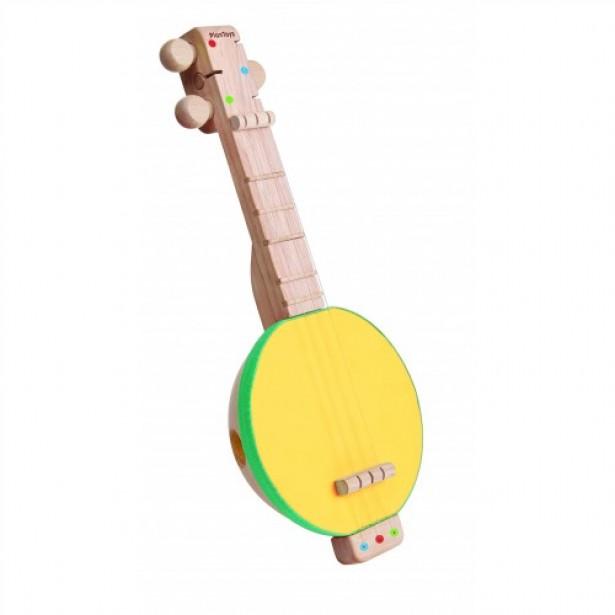 Instrument muzical - Banjolele Plan Toys